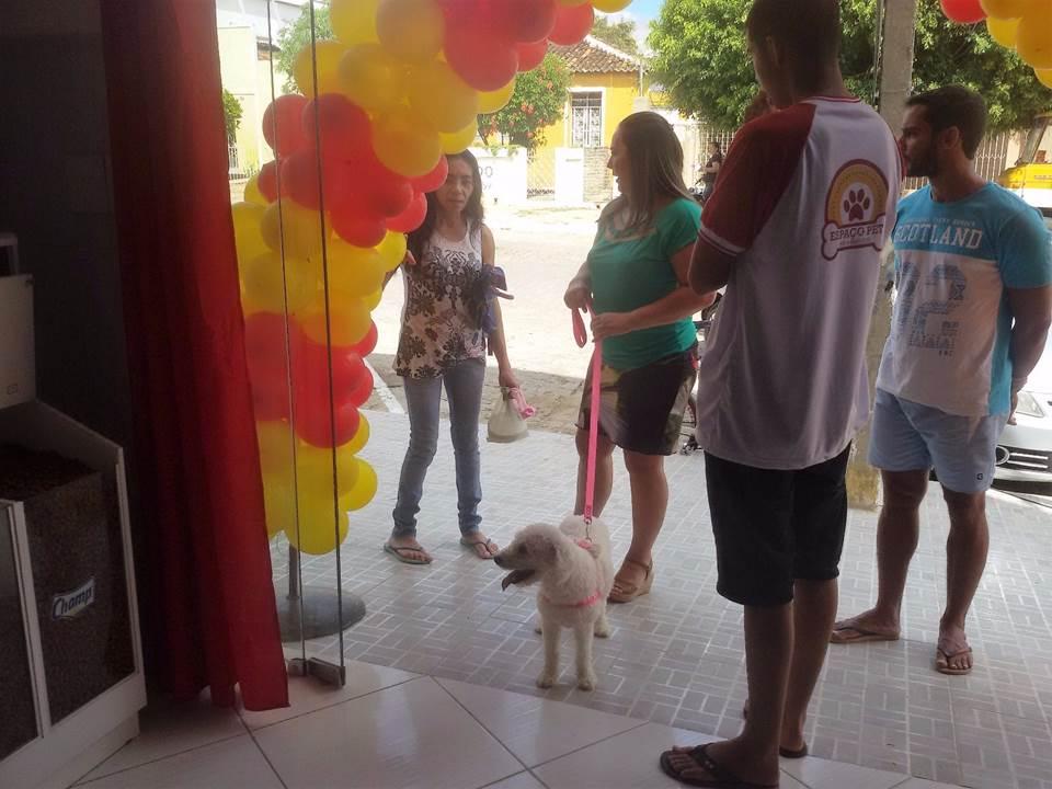 """Espaço-pet.10jpg.png Foi inaugurado o mais novo Pet Shop em Monteiro """"Espaço Pet"""""""