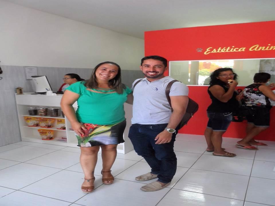 """Espaço-pet.15 Foi inaugurado o mais novo Pet Shop em Monteiro """"Espaço Pet"""""""