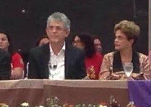 """Para Dilma, """"corte de recursos"""" para obras na Capital é desrespeito à Paraíba 4"""