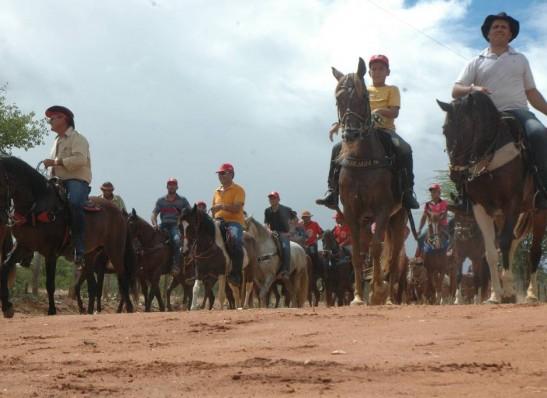 cavalfada Cavalgada de Santo Antônio terá percurso de 18 KM na cidade de Camalaú