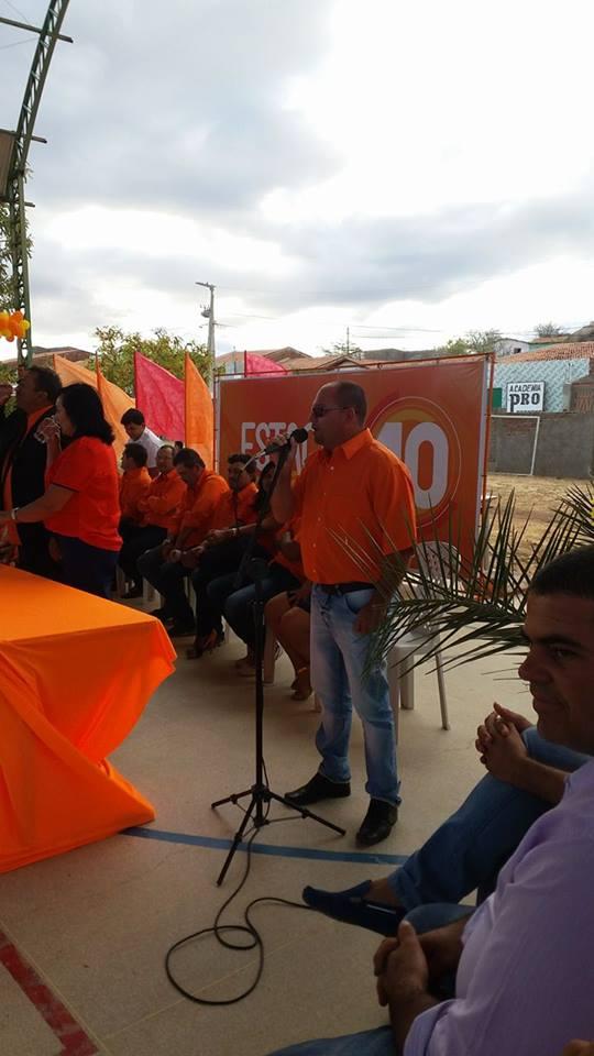 13823433_10207402590366094_1593768697_n PSB de São João do Tigre Realzia Convenção