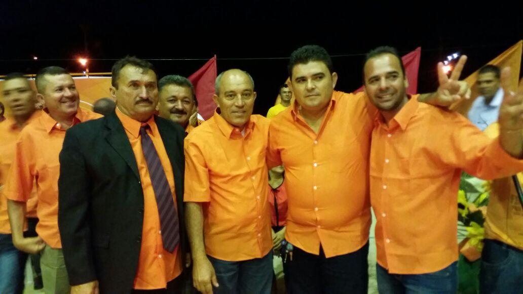 7c631952-15e7-4813-b5a1-66d4af3be794 PSB de São João do Tigre Realzia Convenção