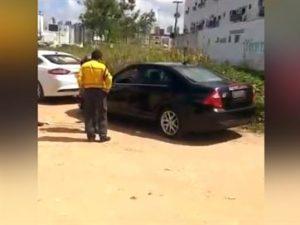 16894936280003622710000-300x225 Motorista do Uber é multado e tem carro apreendido ao atender cliente, em João Pessoa
