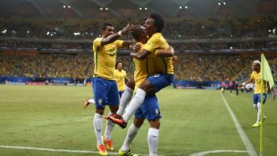 Brasil vence a Colômbia na Arena da Amazônia 5
