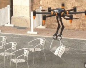 Drone-310x245-300x237 Japoneses criam drone com braços capazes de carregar até 10 kg