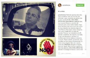 Juiz da propaganda eleitoral de João Pessoa tem arma apontada para a cabeça 4