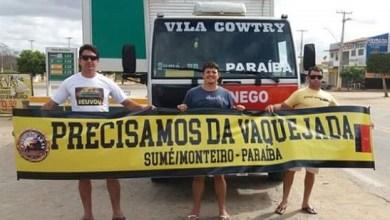 Caririzeiros embarcam a Brasília para participar de protesto a favor da vaquejada 4