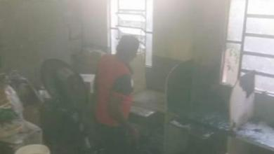 Incêndio provoca prejuízo em prédio da Prefeitura da cidade de Prata, no Cariri paraibano 2