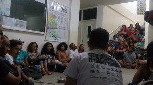 14938204_1091811990939273_456786769673394340_n-800x445-300x167-300x167 Após assembleia, Estudantes ocupam CDSA em protesto a PEC 241