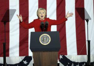 1631313-300x213 Hillary chega ao dia da eleição com dianteira frágil sobre Trump