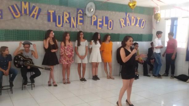 """20161110_101824 Escola I.E.J.P.N  Realiza Projeto """"""""Feira de Leitura e Escrita"""" em Monteiro"""