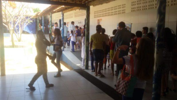 """20161110_110037-1024x576 Escola I.E.J.P.N  Realiza Projeto """"""""Feira de Leitura e Escrita"""" em Monteiro"""