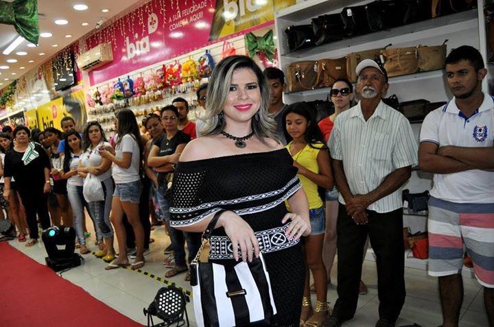5cefbfa5-d0e5-4808-9e53-34ab72fb7458 Sucesso total Look Bia + é lançado em Monteiro com grande público