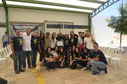 a80bae16-7c0f-4913-806b-b760fcc487a1 PRF promove encerramento do FETRAN no Campus Monteiro