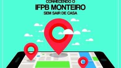 Projeto permite tour virtual pelo campus do IFPB de Monteiro 6