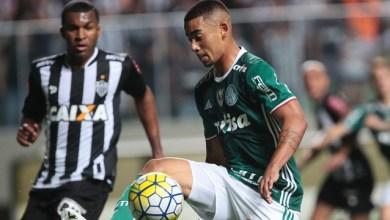 Em jogo nervoso, goleadores marcam, e Atlético-MG e Palmeiras empatam 3