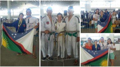 Judocas do Cariri representam a Paraíba no maior evento estudantil esportivo do Brasil 2