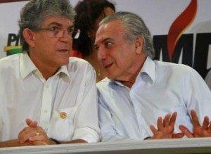 ricardo-coutinho-michel-temer-300x219-300x219 Ricardo Coutinho se reúne com Temer nesta quarta-feira