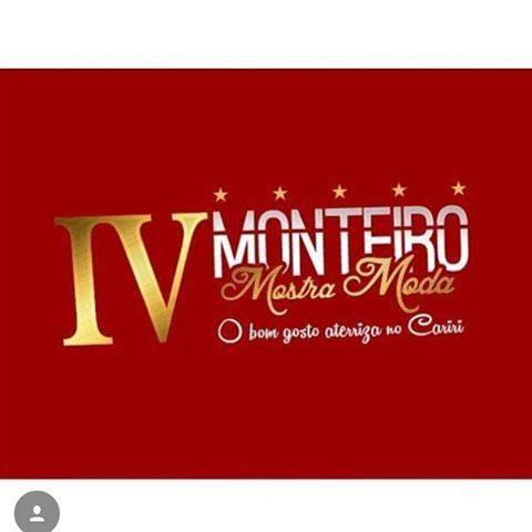 15253648_719887208177080_6401466882021122008_n É Hoje 4º Monteiro Mostra Moda
