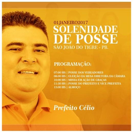 a843eb1c-4fd9-40f8-aee4-df6cc4b64082 Prefeito e vereadores de São João do Tigre assumem cargos neste Sábado