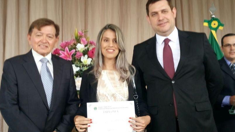 e22ff1ab-86ea-47e3-9fea-99601eb5a0b4 Prefeito eleito e vice de São João do Tigre  são diplomados em Monteiro