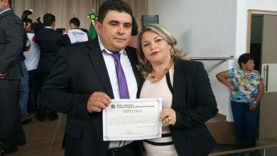 Prefeito eleito e vice de São João do Tigre  são diplomados em Monteiro 4