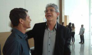 sandro-moco-300x180 Prefeito eleito de Camalaú participa de evento com Ricardo Coutinho