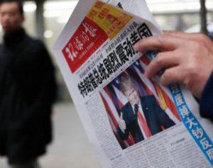 trump-china-310x245-300x237 Imprensa chinesa critica declarações do 'novato' Donald Trump