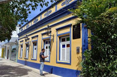 17 Prefeitura de Monteiro faz levantamento dos imóveis históricos do município