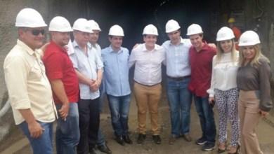 Ministro diz que transposição deve chegar à Paraíba até fevereiro 5