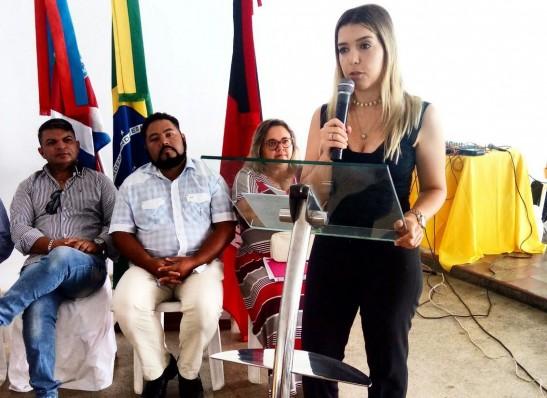 ana Prefeita de Monteiro abre Jornada Pedagógica da Educação Municipal