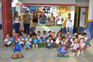 24032017132932-1-300x200 Comemoração marca dois anos de serviços da Creche Francisca Mineiro em Monteiro