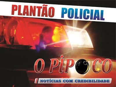 plantao-policial Aposentado leva facada na mão e Paulada na cabeça em Sumé-PB