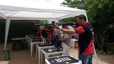 Prefeitura de Monteiro-pb Realiza 1 Torneio de Tiro Esportivo com Carabina de Pressão! Dia 28 de Maio no Ginásio o Chicão! 5