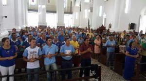 Terço dos Homens Comemora 12 Anos em Monteiro 1