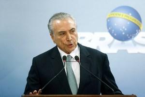 Ministro Fachin autoriza Polícia Federal a interrogar presidente Temer 1