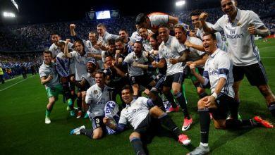 Real Madrid vence o Málaga e volta a ser campeão espanhol após cinco anos 2