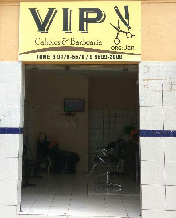 vip-cabelos-barbearia VIP Cabelos & Barbearia o melhor de Monteiro e Região