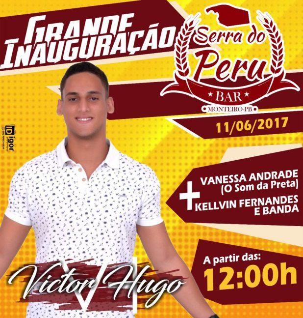 é-amanha-978x1024 É NESTE DOMINGO (11)  Grande inauguração do BAR SERRA DO PERU