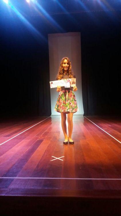 """Monteirense """"Arielly Sousa"""" se d estaca em evento de nível nacional 6"""