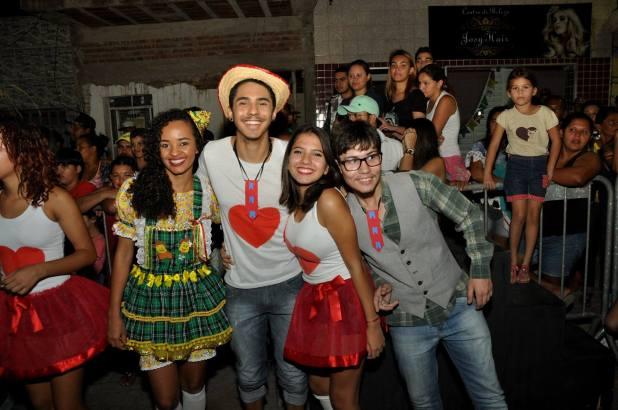 OPIPOCO mostra como foi a primeira noite do festival de quadrilhas em Monteiro. Confira Imagens 40