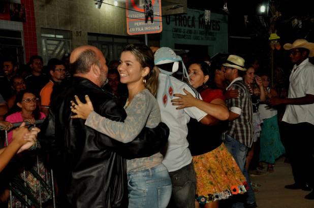 OPIPOCO mostra como foi a primeira noite do festival de quadrilhas em Monteiro. Confira Imagens 47