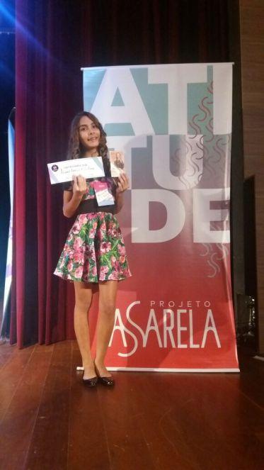 """Monteirense """"Arielly Sousa"""" se d estaca em evento de nível nacional 5"""