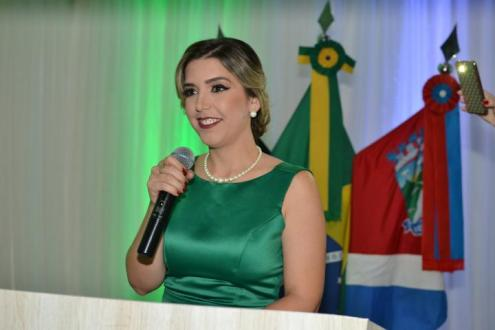 Anna-Lorena Anna Lorena comemora e agradece a Câmara aprovação de lei para compra da vacina