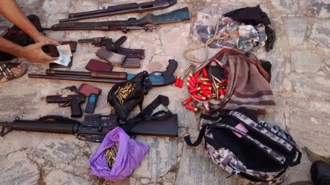 Exclusivo: Três suspeitos de explodirem caixa eletrônico em Sertânia são presos em Monteiro 2