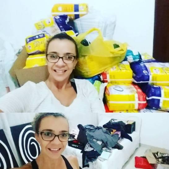 Educadora Monteirense cria bazar virtual de troca solidária - Amor em Movimento-PB 1