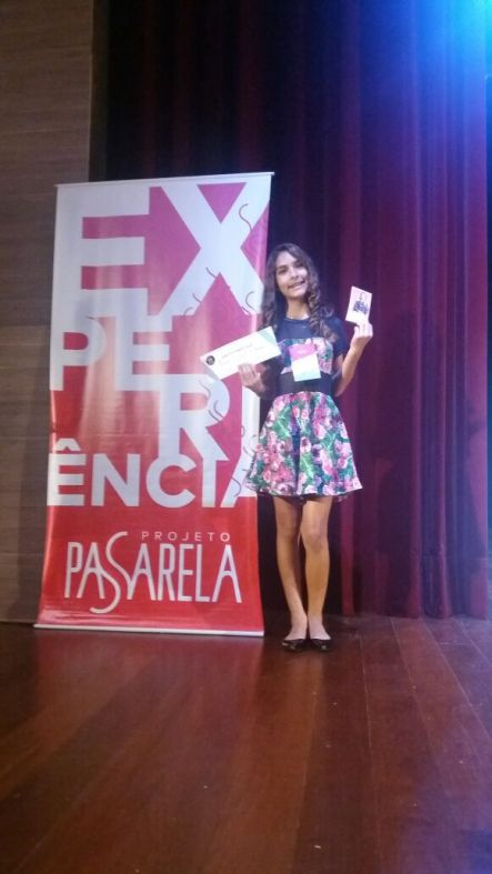 """Monteirense """"Arielly Sousa"""" se d estaca em evento de nível nacional 1"""