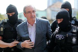 Em depoimento, Cunha diz que seu silêncio 'nunca esteve à venda' 1