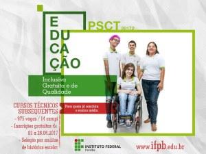 Campus Monteiro abre vagas para Curso Técnico Subsequente em Instrumento Musical 1