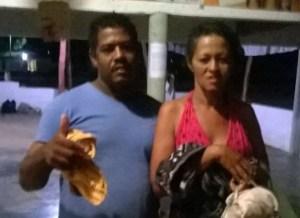 EM CABACEIRAS: Familiares encontram mulher desaparecida há seis meses 1